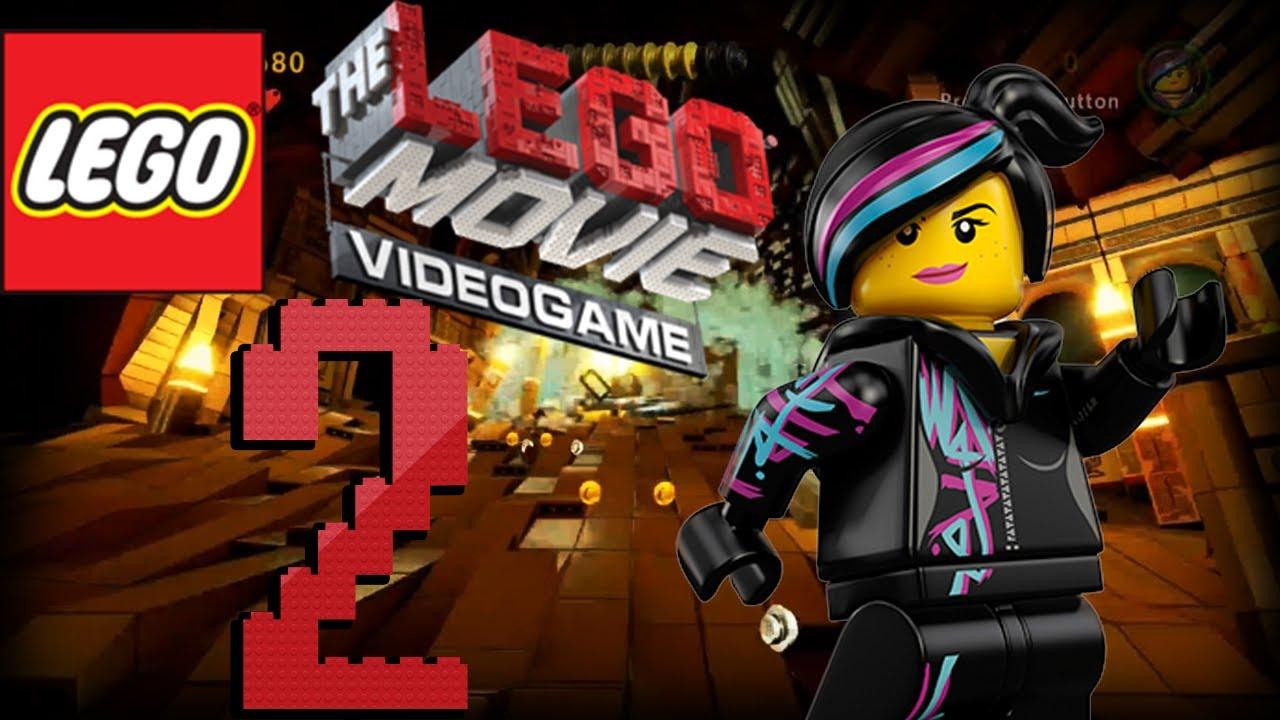 let 39 s play the lego movie videogame part 2 absturz zu bad. Black Bedroom Furniture Sets. Home Design Ideas