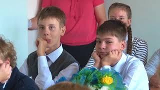 Во всех зареченских школах 1 сентября прошёл урок «Слава созидателям»