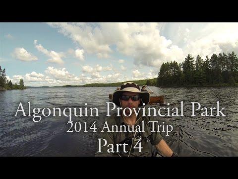 Algonquin Provincial Park 2014 - Part 4
