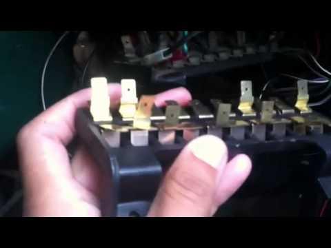 new fuse block install vw bus youtube rh youtube com