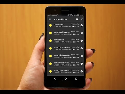 How To Delete Folder & Files Of Uninstall Apps In Android Phone