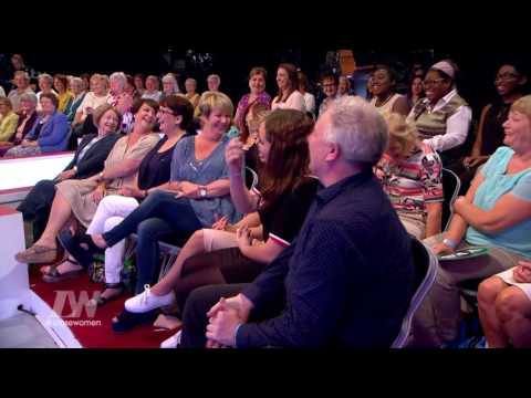 Lady In The Audience Says YES To Toy Boys! | Loose Women