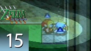 The Legend of Zelda: Four Swords Adventures – Episode 15: Infiltration of Hyrule Castle [Part 1]