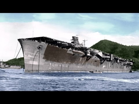 Japanese Aircraft Carriers (IJN) 日本の航空母艦