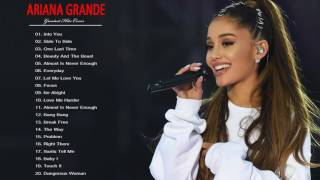 ariana grande greatest hits 2017 ariana grande best songs full cover