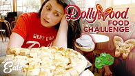 Ultimate Dollywood Food Challenge: Trying All Of The Park Treats