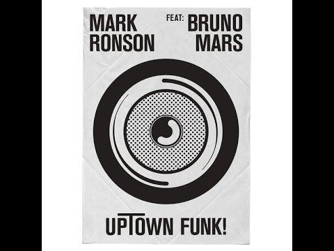 Uptown Funk (feat. Bruno Mars) (Clean Radio Edit) - Mark Ronson