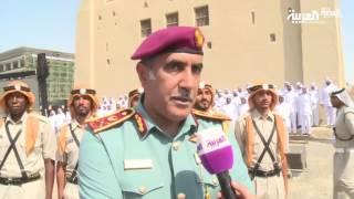 المربعة أول مركز شرطة في أبو ظبي منذ 1948