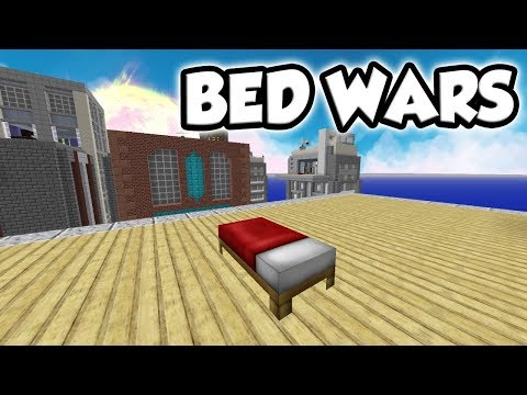 GETTING CARRIED BY A PRO IN MINECRAFT BED WARS
