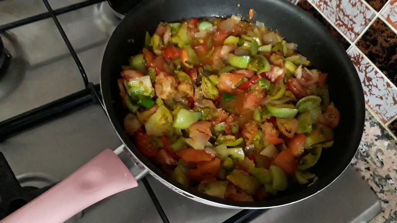 Bulgurlu Avokado Salatası