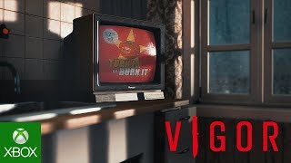 Vigor – Summer Release Announcement Teaser