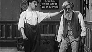 Charlie Chaplin  1914 KS 21 The Property Man