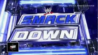 "WWE Smackdown New 2012 Theme Song - ""Born 2 Run"" + Download Link 