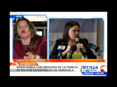 """Abogada de General (r) que fue privado de su libertad en Venezuela explica detalles del """"secuestro"""""""