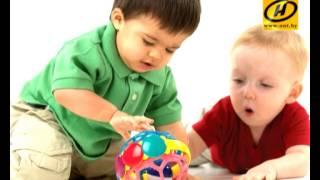 видео Развивающие деревянные игрушки – для пользы и развития малыша