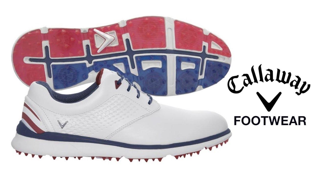 reputable site c0084 9e964 Golf Spotlight 2018 - Callaway Skyline Shoes