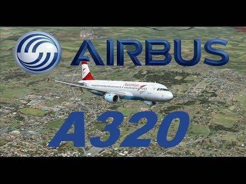 FSX Freeware - Airbus A320 & Launceston Airport