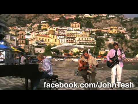 Carol of the Bells • John Tesh • Christmas in Positano, Italy