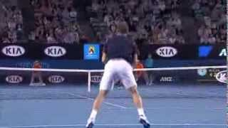 Australian Open: Novak Djokovic v Stanislas Wawrinka - 2013 Australian Open (Full Match Replay)