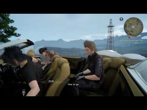 FINAL FANTASY XV No Stopping the Great Stink
