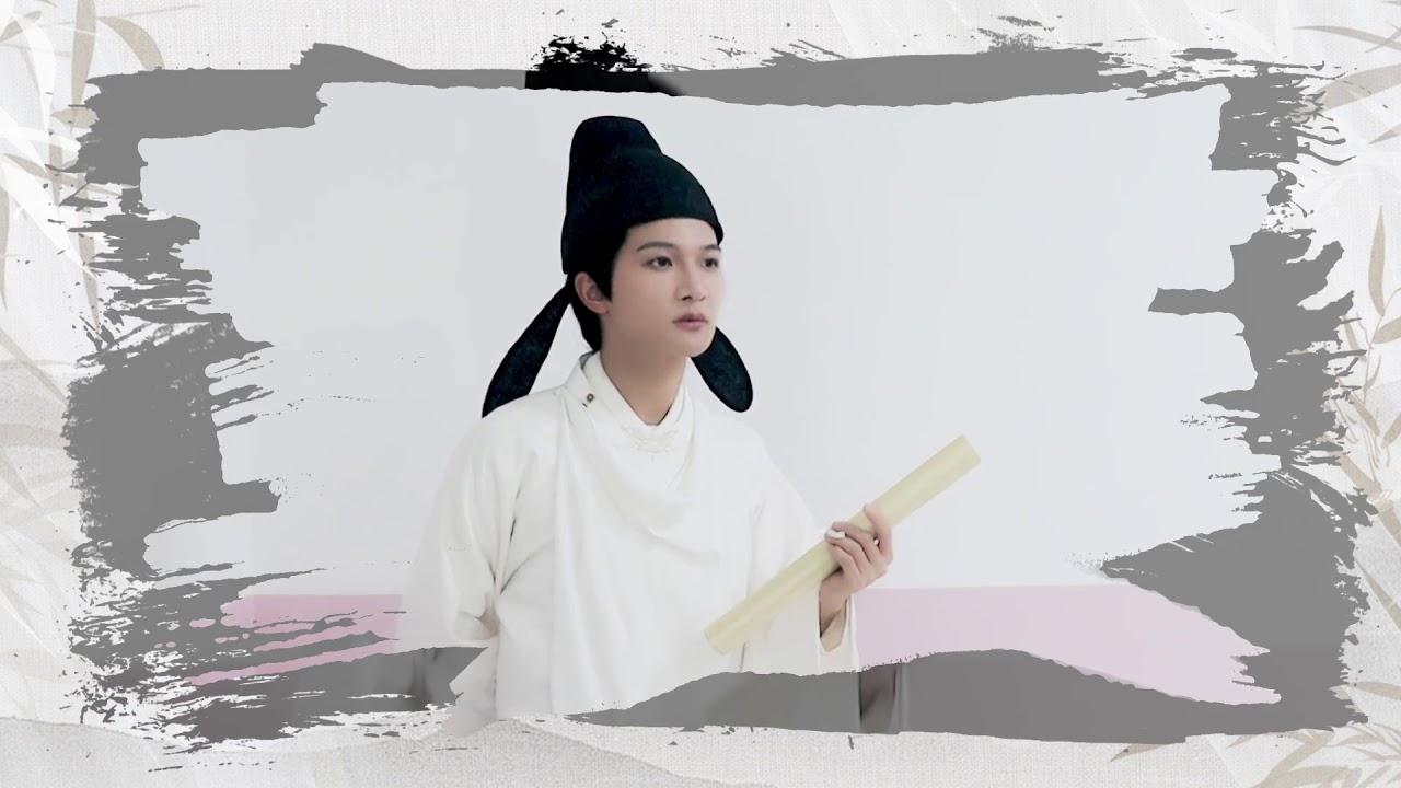 「更新Vlog 一則」周深工作室的微博視頻「衣尚中国」 Zhou Shen