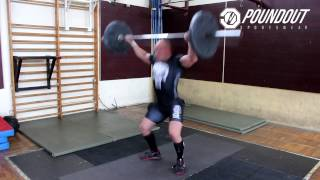 Weightlifting academy - Krzysztof Zwarycz 1 - RWANIE