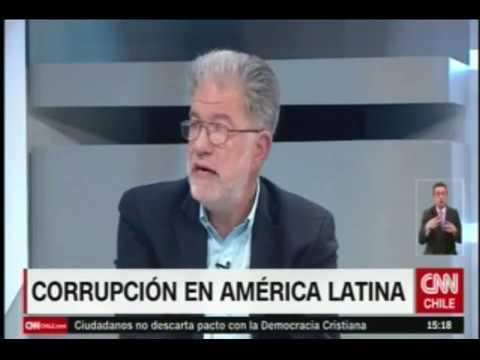 Prof. Eduardo Engel en CNN Chile, sección Cable a Tierra (Parte 1)