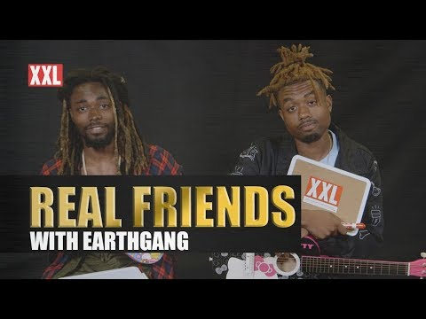 EarthGang Put Their Friendship to the Test in 'Real Friends' - XXL