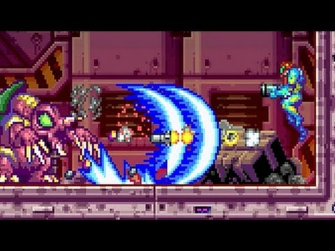"""Vamos Jogar: Metroid Fusion #01 - """"Gelatina De Laranja"""""""