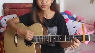 D'Go Vaspa feat Tika Dewi Tresna Kanti Mati. Cover by dina