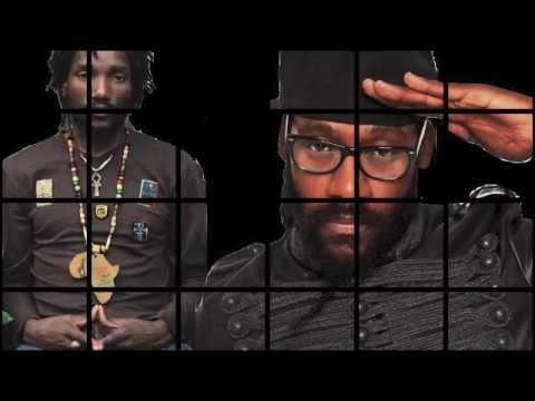 Tarrus Riley & Kabaka Pyramid - Fly Di Gate [Selassie I Way Riddim] July 2013