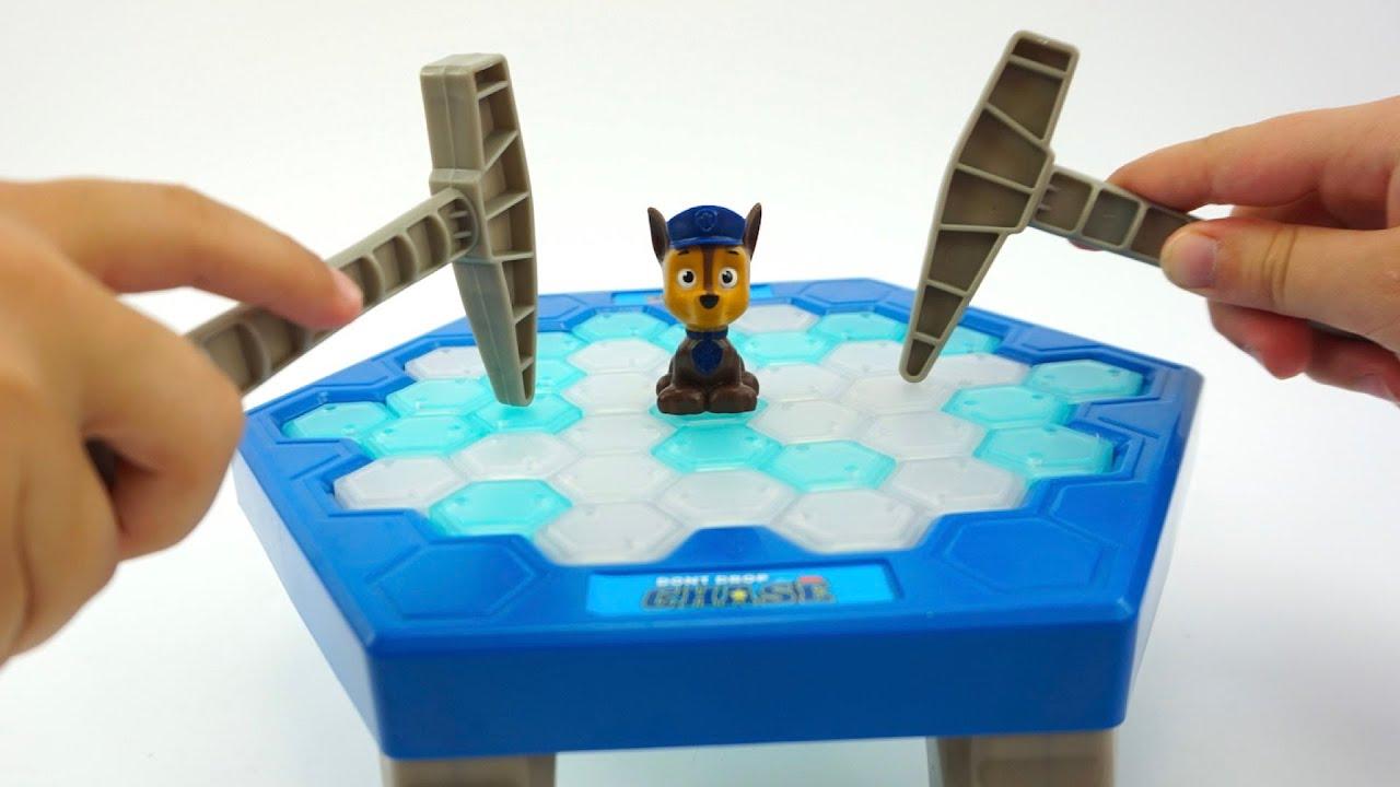 Щенячий Патруль забавная настольная игрушка для детей.