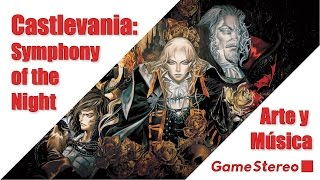 20 años de Castlevania: Symphony of the Night Arte y Música