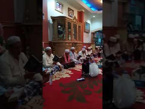 Hadrah Basaudan Di Kediaman Habib Zaki Aljufrie