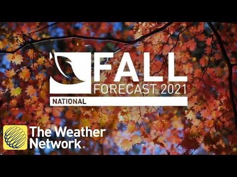 Canada's 2021 Fall Forecast: Will the warmth continue through the season?