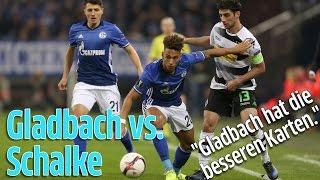 Europa-League Achtelfinale: Borussia Mönchengladbach gegen FC Schalke 04 Rückspiel
