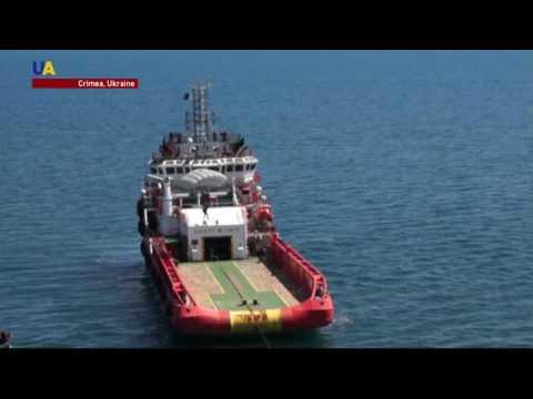 Ukrainian PM Warns Bavarian Leader of Russia's Military Buildup in Crimea