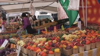 Farmers Market, St. Jacob, Waterloo - Canada HD Travel Channel
