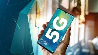 Huawei lance son téléphone 5G
