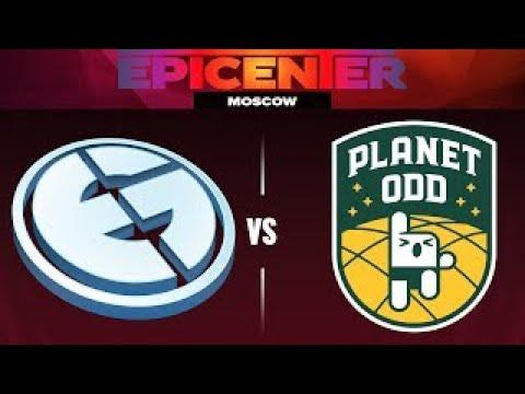 Evil Geniuses vs Planet Odd, Game 1 - EPICENTER 2017: Group Stage - EG vs Odd G1