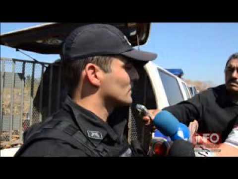 Bomba de cerca de meio quilo é retirada de caixa eletrônico e detonada em segurança