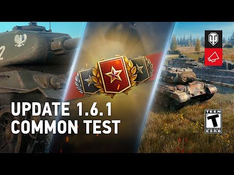 Update 1.6.1 Common Test: A Look To The Future