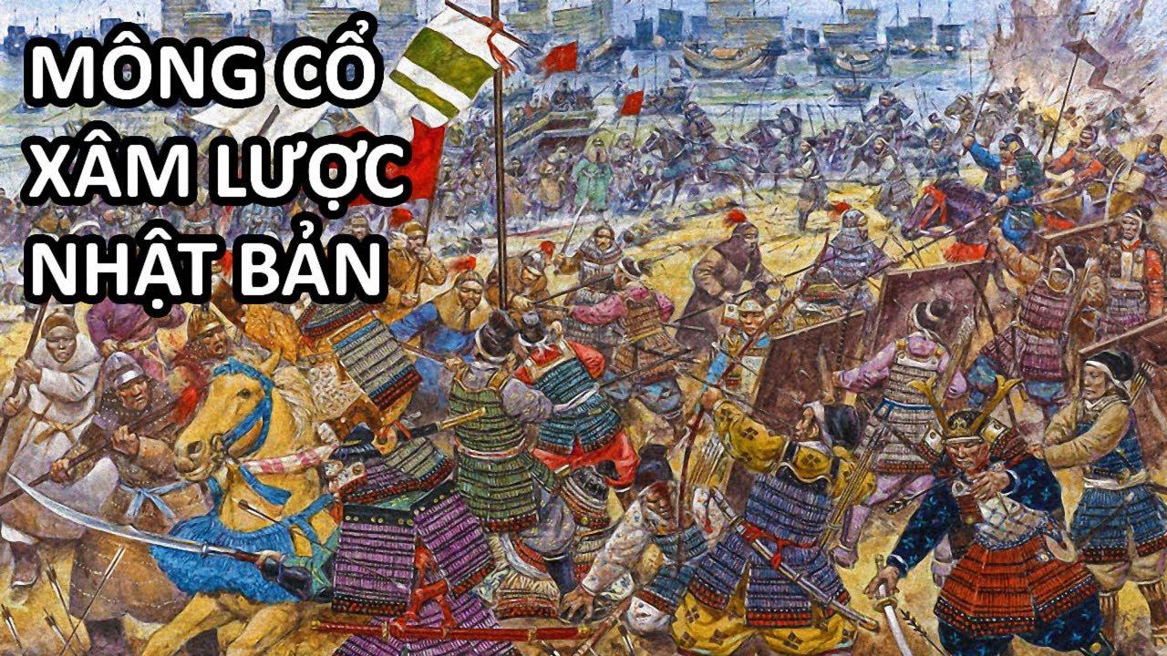Mông Cổ xâm lược Nhật Bản