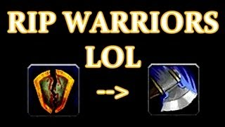 Bajheera Reacts To Wod Warrior Changes - Warlords Of Draenor (alpha) First Look