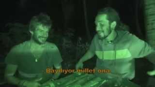Doğukan ve Hakan Barış Manço'yu andılar Video
