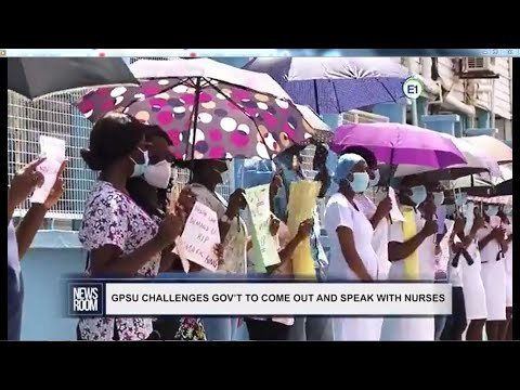 GUYANA UPDATES |Ep 77| Nurses' PNC-Backed Protests Continue | Ponzi Scheme Accused Will Repay | Etc.