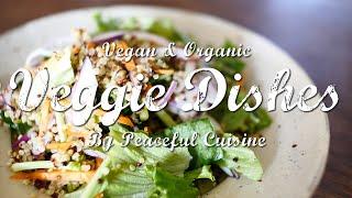 プチプチうまいスーパーフード「キヌア」の雑穀サラダ:How to Make Vegan Quinoa Salad | VEGGIE DISHES by Peaceful Cuisine