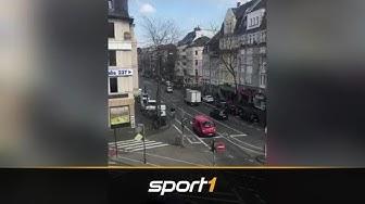 Verkehr statt Fußball! Kommentatoren starten Internet-Trend | SPORT1