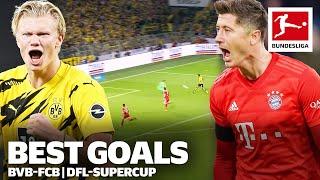 Borussia Dortmund vs Bayern München Best Goals Supercup Edition