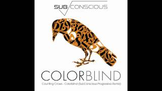 Counting Crows Colorblind Remix - Subconscious